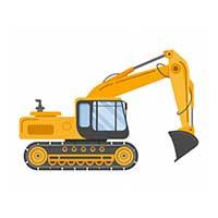 Peças para Escavadeiras Hidráulicas